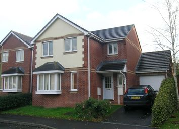 Thumbnail 3 bedroom detached house to rent in Fairacre Avenue, Barnstaple