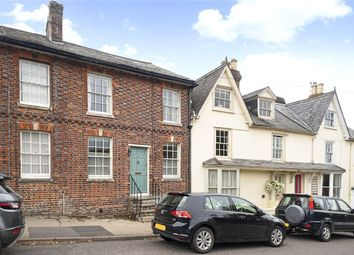 Thumbnail 3 bed terraced house for sale in Kingsbury Street, Marlborough, Wiltshire
