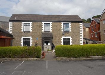 Thumbnail 3 bed flat to rent in Gelliwastad Road, Pontypridd