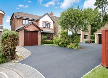 Thumbnail 4 bed detached house for sale in William Price Gardens, Fareham, Hampshire