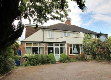 Thumbnail 4 bed semi-detached house for sale in Goring Road, Goring-By-Sea, Worthing, West Sussex