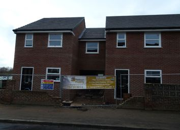 Thumbnail 3 bed town house for sale in Plot 2, Manor Street, Fenton