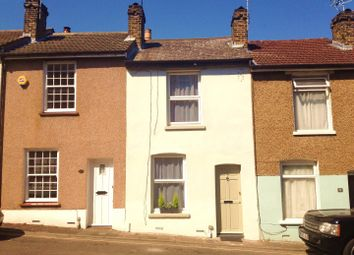 Thumbnail 2 bedroom terraced house for sale in Constitution Hill, Gravesend