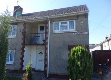 Thumbnail 2 bedroom flat for sale in Heol Aneddfa, Pontyberem, Llanelli