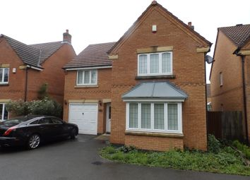 Thumbnail 4 bed detached house to rent in Broadnook Close, Bradgate Heights, Leicester
