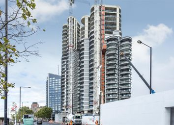 Thumbnail 3 bed flat for sale in The Corniche, Tower Two, 20 Albert Embankment, Nine Elms, London