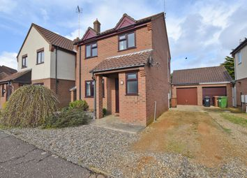 Thumbnail 3 bedroom detached house to rent in Fairfield Close, Mundesley, Norwich