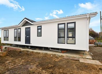 Thumbnail 2 bed mobile/park home for sale in First Avenue, Eastchurch, Sheerness