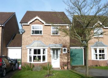 Thumbnail 3 bed link-detached house for sale in Alexander Drive, Lutterworth