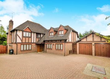 Thumbnail 5 bed detached house for sale in Watsons Close, Ashford