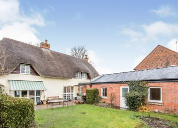 High Street, Tilshead, Salisbury SP3. 4 bed cottage for sale