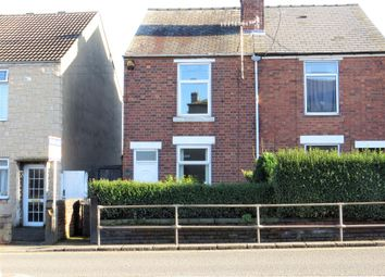 Thumbnail 2 bed semi-detached house for sale in Derby Road, Chesterfield