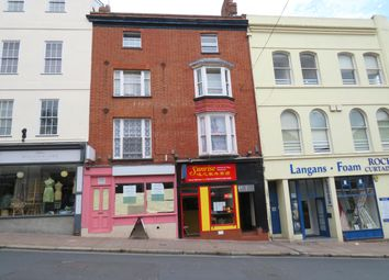 Thumbnail 1 bedroom flat to rent in Fore Street, Exeter
