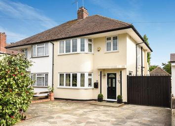 Thumbnail 3 bed semi-detached house for sale in Bridle Road, Eastcote, Pinner