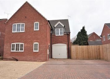 Thumbnail 4 bed detached house for sale in Park View, Worksop