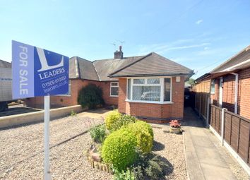 Thumbnail Bungalow for sale in Albany Street, Loughborough, Leicestershire