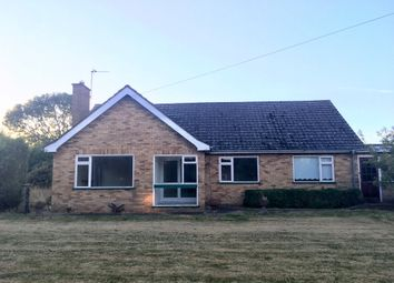 Thumbnail 2 bed detached bungalow to rent in Mays Lane, Saxilby, Lincoln