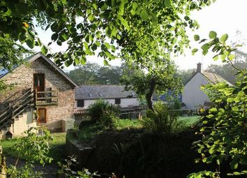 Thumbnail 8 bedroom detached house for sale in Woods Farm, Ashmill, South Molton, Devon