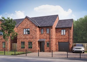 Thumbnail 5 bed detached house for sale in Top Road, Barnby Dun, Doncaster