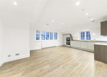 Thumbnail 2 bed flat for sale in High Street, Weybridge, Surrey