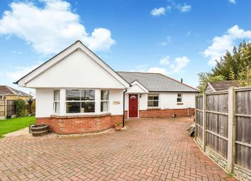Thumbnail 2 bed detached bungalow for sale in The Beeches, Weyhill Road, Andover