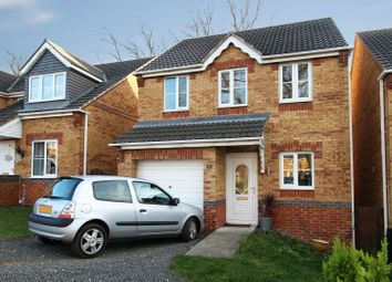 Thumbnail 3 bedroom detached house for sale in Hevingham Close, Sunderland, Tyne And Wear
