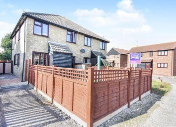 Thumbnail 1 bed terraced house for sale in Brockenhurst Way, Chelmsford