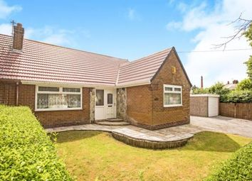 Thumbnail 3 bed bungalow for sale in Lytham Road, Fulwood, Preston, Lancashire