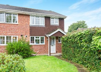 Thumbnail 3 bed semi-detached house for sale in Parkwood Close, Chineham, Basingstoke