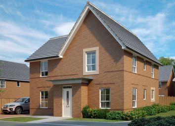 "Thumbnail 4 bedroom detached house for sale in ""Lincoln"" at Melton Road, Edwalton, Nottingham"