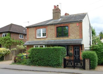 Thumbnail 3 bed semi-detached house to rent in Orchard Road, Seer Green, Beaconsfield