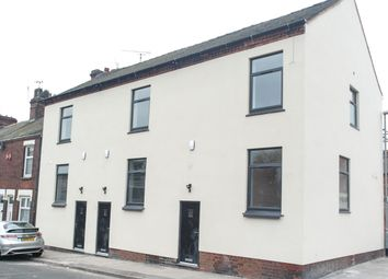 Thumbnail 2 bed town house to rent in Sun Street, Stoke-On-Trent