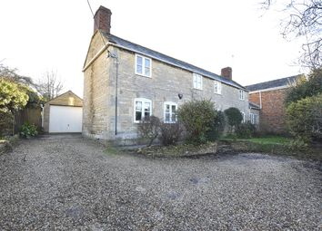 Thumbnail 5 bed link-detached house for sale in Station Road, Bishops Cleeve, Cheltenham, Gloucestershire