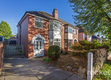 Thumbnail 3 bed semi-detached house to rent in Lincoln Avenue, Clayton, Newcastle-Under-Lyme