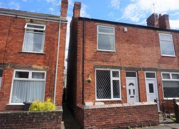 Thumbnail 2 bed semi-detached house for sale in Grove Street, Hasland, Chesterfield