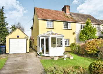 Thumbnail 3 bed semi-detached house for sale in The Green, Dauntsey, Chippenham