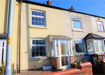 Thumbnail 2 bed terraced house for sale in Red Row, Hazel Grove
