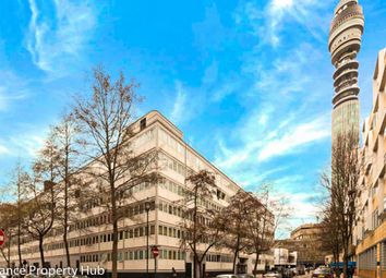 Thumbnail 3 bed flat for sale in Holcroft Court, Clipstone Street, London