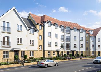 Thumbnail 2 bedroom flat for sale in Regent's Court, South Street, Bishop's Stortford