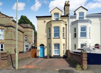 Thumbnail 1 bed flat for sale in Linden Grove, Gosport