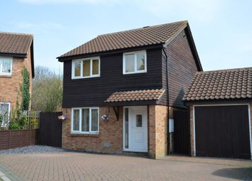 Thumbnail 3 bedroom detached house to rent in Constable Close, Neath Hill, Milton Keynes