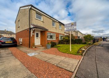 Thumbnail 3 bed semi-detached house for sale in Thornyburn Drive, Baillieston