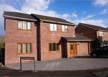 Thumbnail 5 bed detached house for sale in Clos Plas Isaf, Llanelli