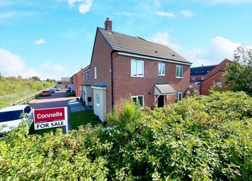 Thumbnail 3 bed semi-detached house for sale in Holly Bank, Hawksyard, Rugeley