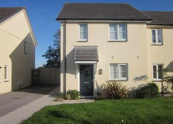 2 bed semi-detached house for sale in Ellis Meadow, Connor Downs, Hayle TR27