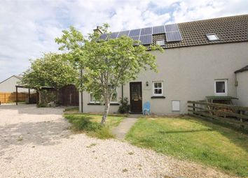 Thumbnail 3 bedroom semi-detached house for sale in Stratheden Place, Garmouth, Fochabers