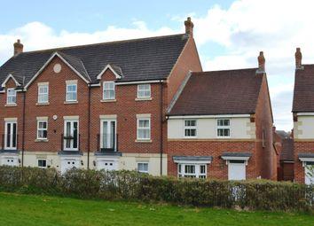 Thumbnail 4 bed town house for sale in Sandleford Lane, Greenham, Newbury