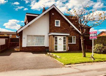Thumbnail 4 bed detached bungalow for sale in Harbour Lane, Warton, Preston, Lancashire