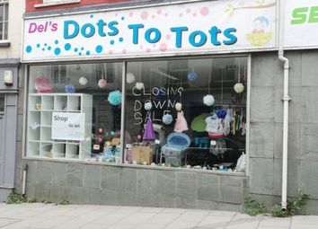 Thumbnail Retail premises to let in High Street, Haverfordwest