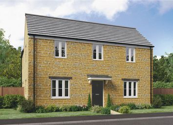 "Thumbnail 4 bed detached house for sale in ""Enstone"" at Collins Drive, Bloxham, Banbury"